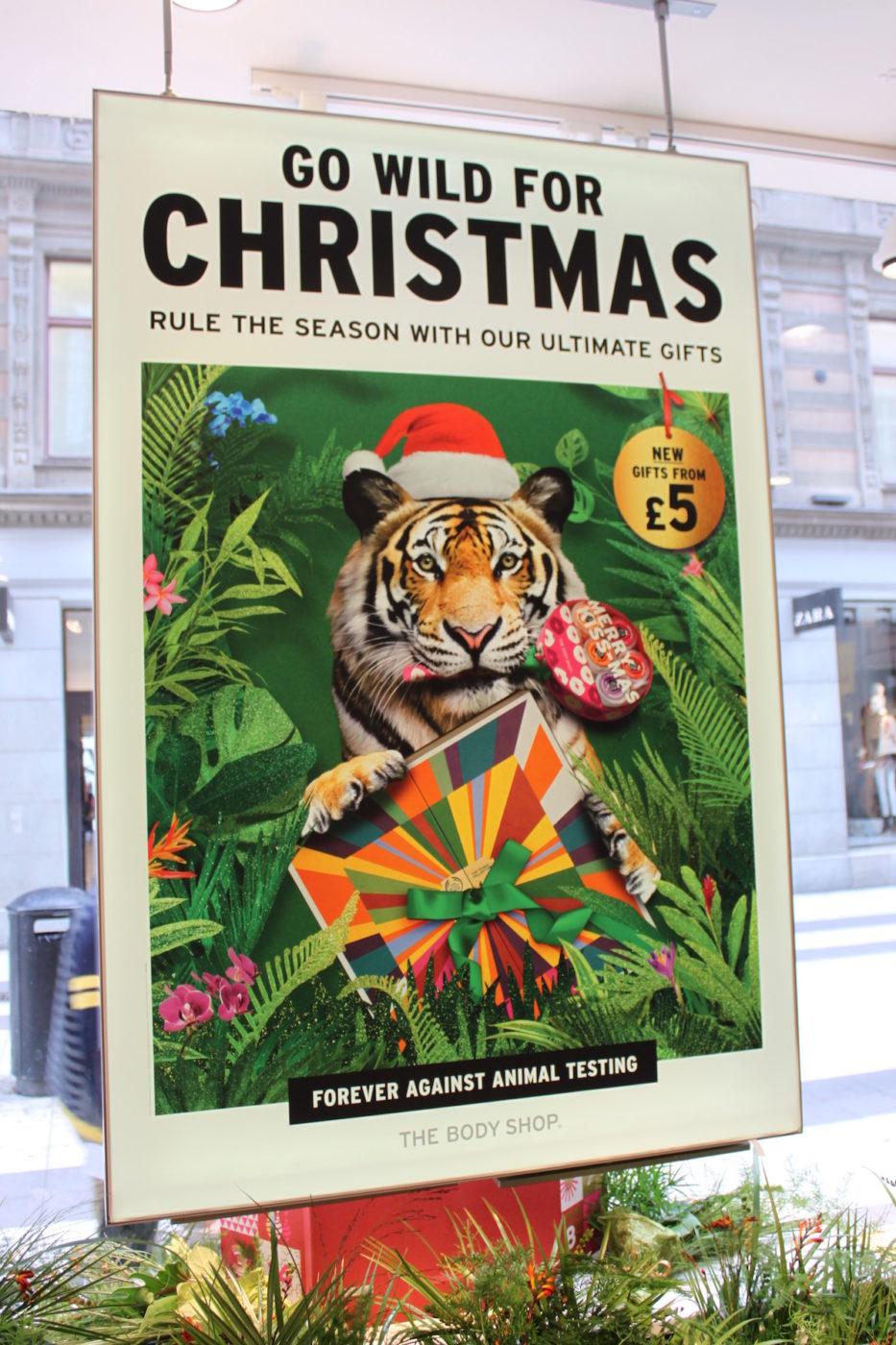 The Body Shop Wild Christmas elinfagerberg.se
