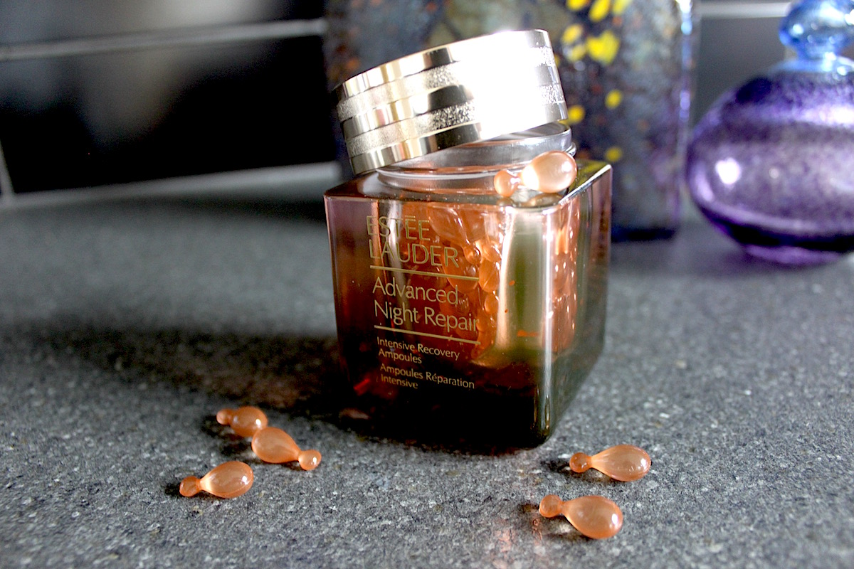 Estee Lauder Advanced Night Repair ampuller