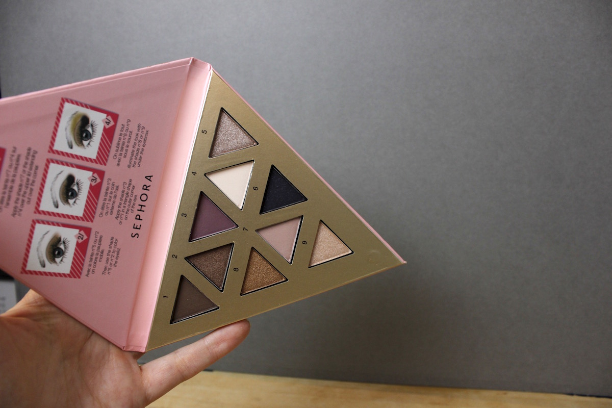 presentforpackningar-sephora-the-delicate-palette-triangel