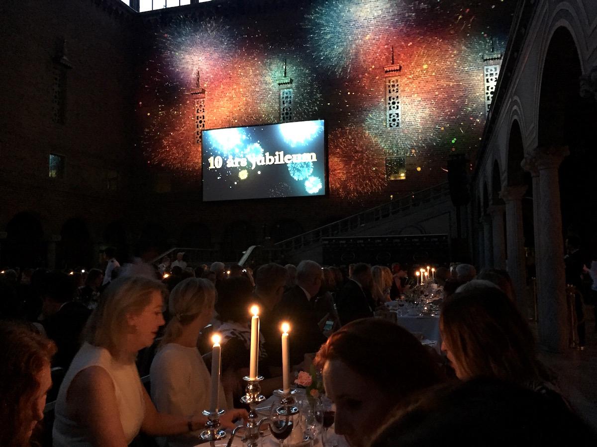 Swedish Beauty & Cosmetics Awards 10 år