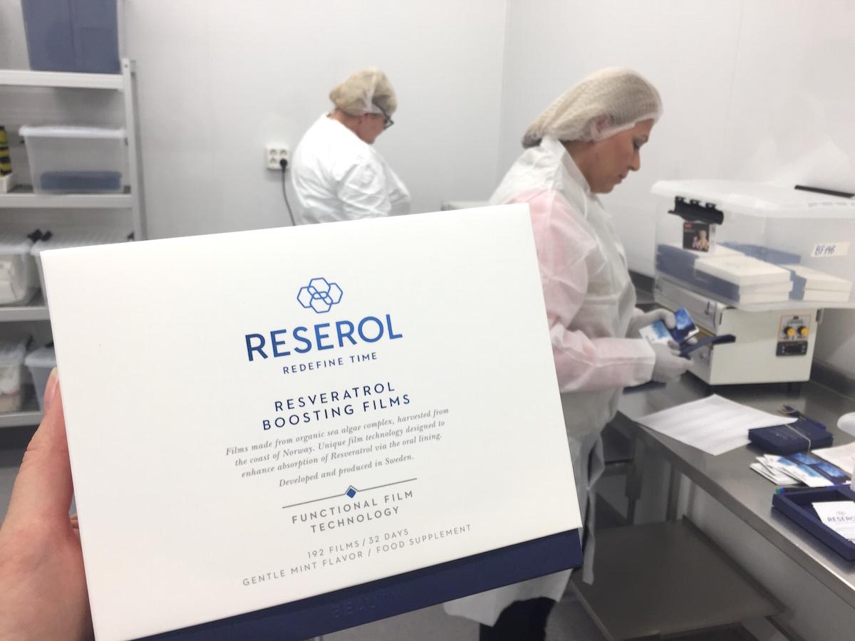 Reserol - färdig förpackning