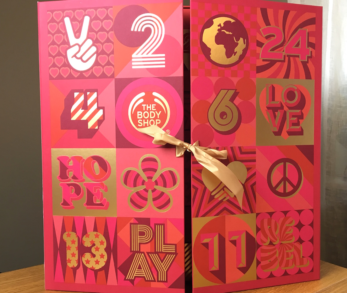 Tävla om The Body Shop Adventskalender Ultimate