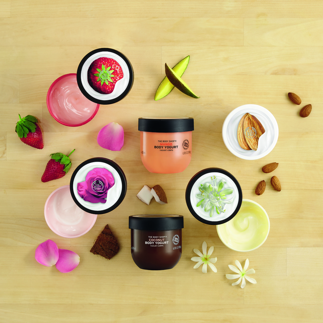 Body Yoghurt