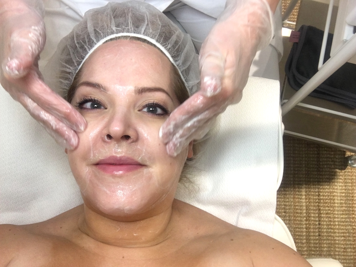 Jag testar ansiktsbehandling hos Lyko Concept Skin