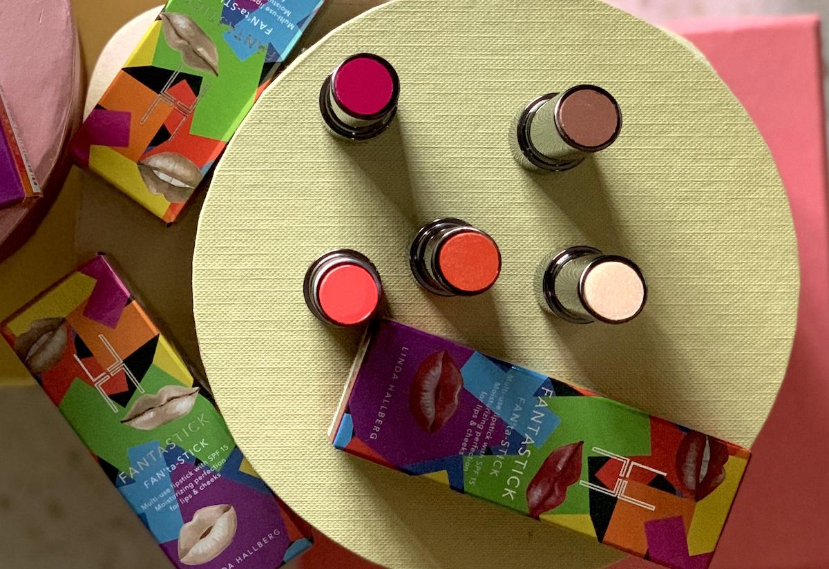 Fantastick lipstick i fem nya nyanser