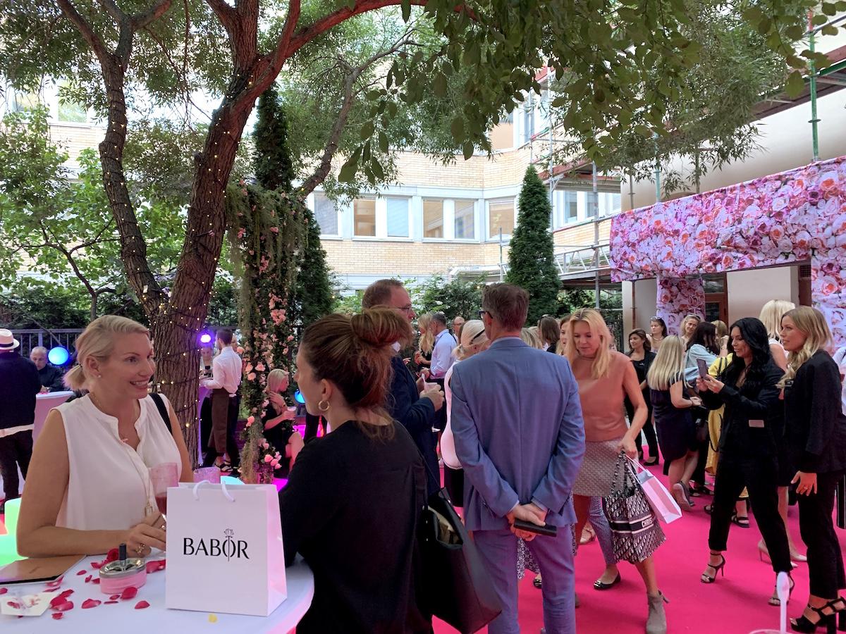 Babor inviger sin nya salong och butik på östermalm