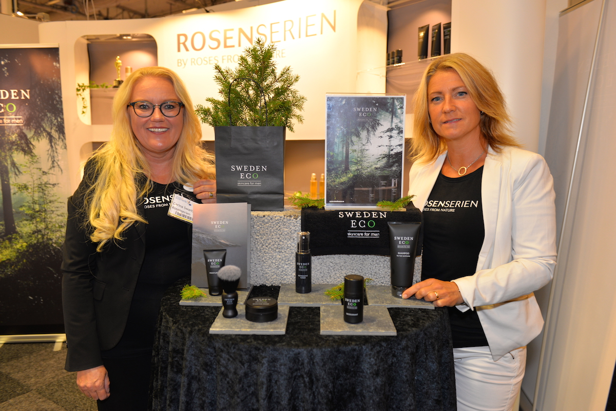 Sweden Eco med två representanter