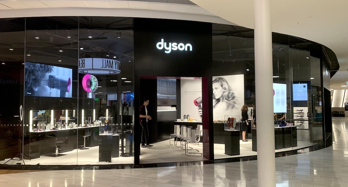 dysons butik