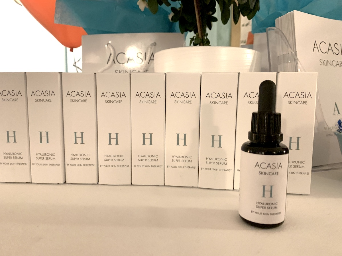 Acasia Skincare Serum
