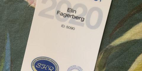 Elin Fagerber auktoriserad hudterapeut