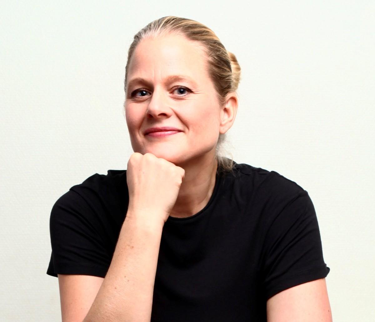 Alexandra Fleetwood från Stockholm Vatten och Avfall lär oss att sopsortera