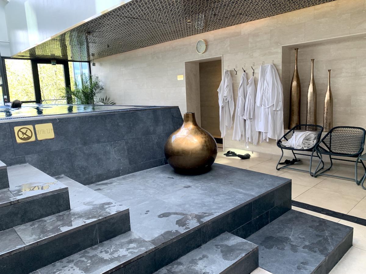 Element spa I mStockholm