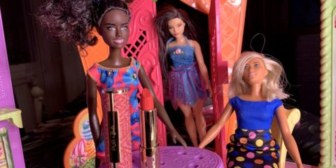 Barbie x Pur
