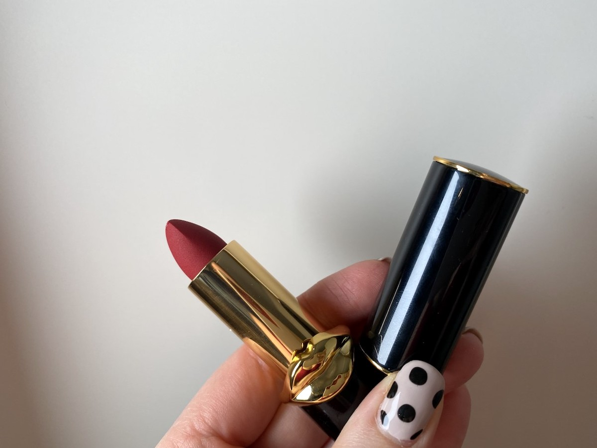 Pat McGrath Matterance lipstick